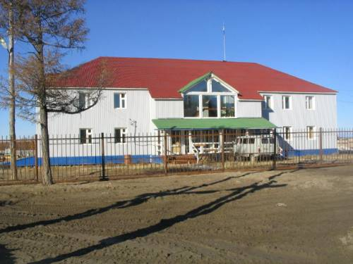гостиница нижне-ленское
